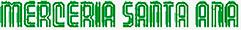 Mercería Santa Ana Logo